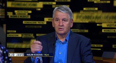 Halim Kosova rrëfen për herë të parë takimin me
