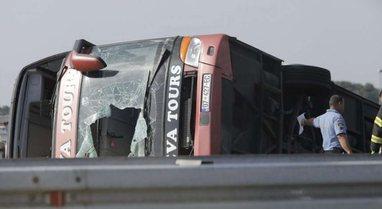 Tragjedia me 10 viktima/ Shoferi i autobusit të aksidentuar në Kroaci