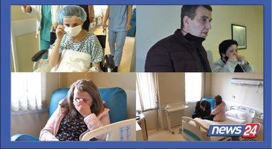 Video/ Prishtinasja me skoliozë operohet me sukses në Tiranë: