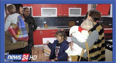 VIDEO/ Gjirokastër, pas operacionit të Fabios familja mbetet pa