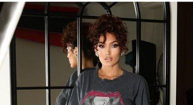 Nora Istrefi publikon foto të reja, mahnit me stilin e veshjes dhe format