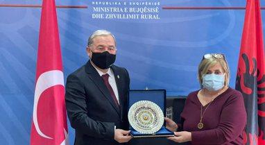 Përmbytjet në vend, ekspertët turq mbërrijne në