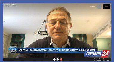 A do të votojë De Biasi pasi iu hoq pasaporta diplomatike?! Trajneri i