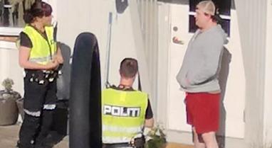Vrau pesë persona me hark dhe shigjeta në Norvegji, autori ishte