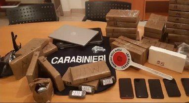 17-vjeçari shqiptar kapet me kokainë me vlerë mbi 3
