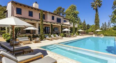 Justin Timberlake dhe Jessica Biel shesin vilën luksoze në Los