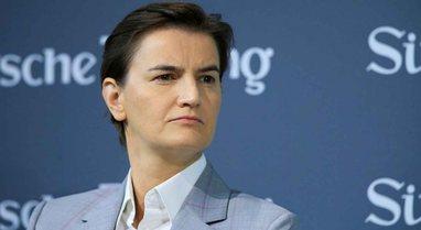 Ngjarjet në veri të Kosovës, kryeministrja serbe: Mbani Albin