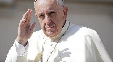 Papa Francisku bëri thirrje për ndërprerje të dhunës