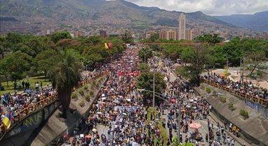 Kolumbi, rritet në 24 numri i viktimave në protestat kundër