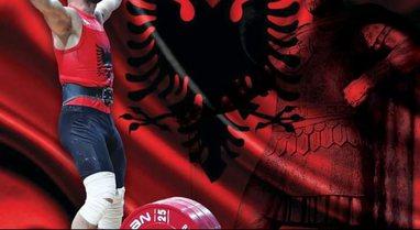 Briken Calja fiton 2 medalje në europianin, bronz në dygarësh dhe