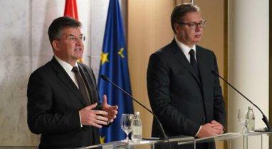 Pas Kosovës, Lajçak udhëton në Serbi për të