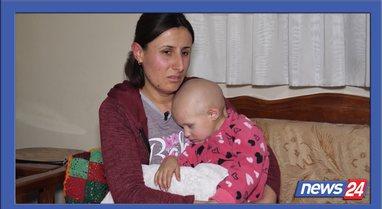 VIDEO/ 3-vjeçarja lufton me tumorin çdo ditë, familja