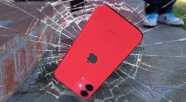 Ekrani i iPhone 12 Mini është pothuajse i pathyeshëm