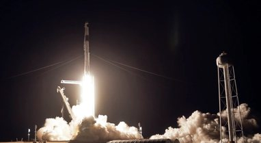 SpaceX ulet në Stacionin Ndërkombëtar të