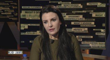 """Greva ishte me prapaskenë politike"", Balluku: Shumë prej"