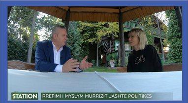 VIDEO/ Deputeti Myslym Murrizi flet për gratë në politikë