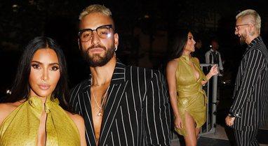 Një dashuri po lind mes Maluma-s dhe Kim Kardashian? Ja çfarë