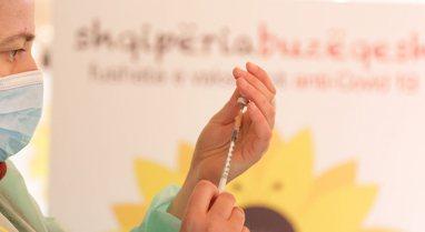 Ecuria e vaksinimit, Shqipëria mbetet ende nën mesataren europiane