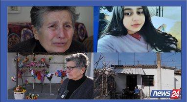 Gjyshja nga Elbasani shet lule tek varrezat për të kuruar mbesën