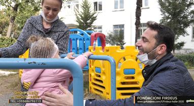 Elvis Naçi jep lajmin e mirë për dy-vjeçaren me tumor