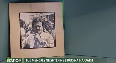"""VIDEO/ Rudina Hajdari e ftuar në emisonin """"Fit Station"""" flet"""