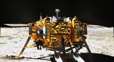 Anija kozmike kineze arrin në Hënë për të marrë