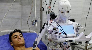 Në Egjipt shpiket roboti që kryen testime për COVID-19