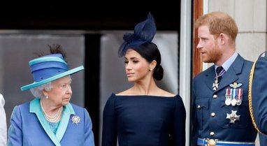 Princi Harry dhe Meghan Markle  bashkohen me familjen mbretërore në