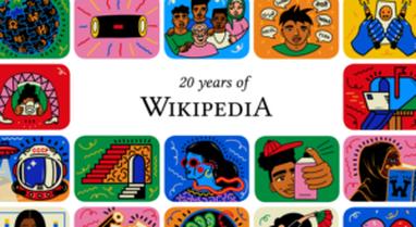 20 vjet nga krijimi i Wikipedia-s