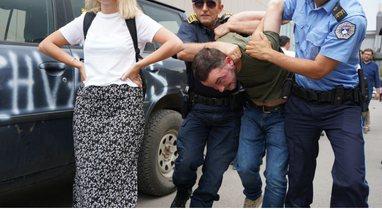 Arrestohet me forcë bashkëshorti i ish-ministres së Partisë