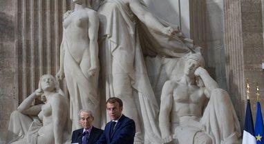 """""""Kryqëzatë"""" e Macron për heqjen e dënimit me"""