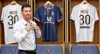 Për herë të parë në botën e sportit, Messi do