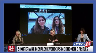 Shqipëria në Bienalen e Venecias me dhomën e pritjes, Margariti: