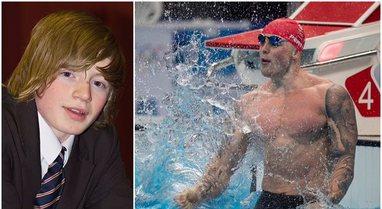 Historia e pabesueshme notarit britanik që fitoi Medalje Ari në