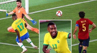 Tokyo 2020/ Brazili mposht Spanjën, fiton medaljen e artë për