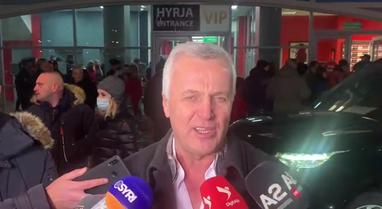 """Disfata ndaj Partizanit na largon nga titulli"", Halili: Kam besim te"