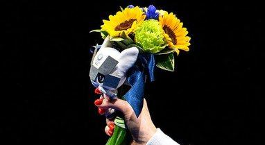 Olimpiada e Tokios: Lulet e fituesve të medaljeve,