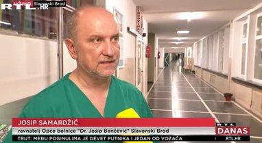 Aksidenti tragjik, drejtori i spitalit kroat jep detaje për shëndetin