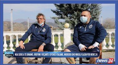 Rrëfimi i veçantë i Moriero-Miccoli, Ish futbollistët