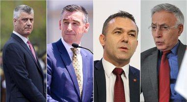 Lirimi me kusht i Hashim Thaçi dhe ish-krerët e tjerë të
