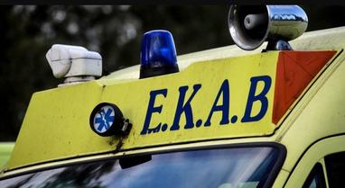 Vdes 41-vjeçari shqiptar në Greqi, makina përmbyset dhe del nga