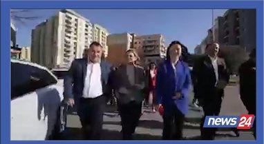 """Uragani i fitores ka nisur"", Kryemadhi: 25 prilli referendum!"