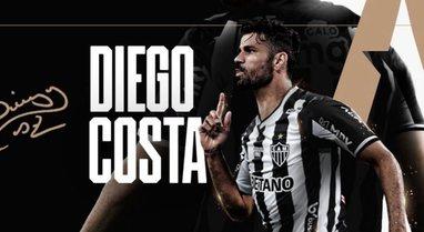 Diego Costa mbetet tek emri Atletico, sulmuesi firmos kontratën e re me