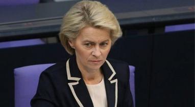 Presidentja e Komisionit Evropian zbut tonet dhe jep lajmin e mirë: