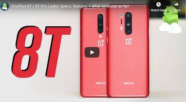 OnePlus 8T shfaqet online, ofron mbështetje për 8K video?