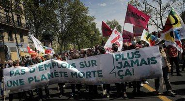 Protesta në Paris, qytetarët kërkojnë masa për të