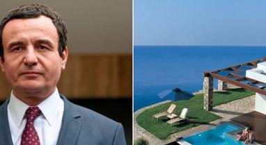 FOTO/ Albin Kurti pushime në resortin luksoz në Greqi, në