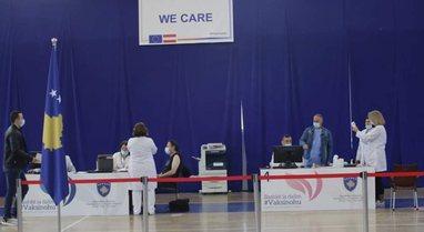 Kosova rinis vaksinimin kundër COVID-19