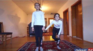 Historia e binjakeve 11 vjeçare nga Shkupi, fati nuk deshi të