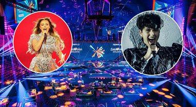 """Lista e plotë e 26 shteteve finaliste të """"Eurovision"""